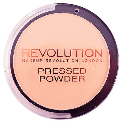 Makeup Revolution Pressed Powder - Porcelain Soft Pink
