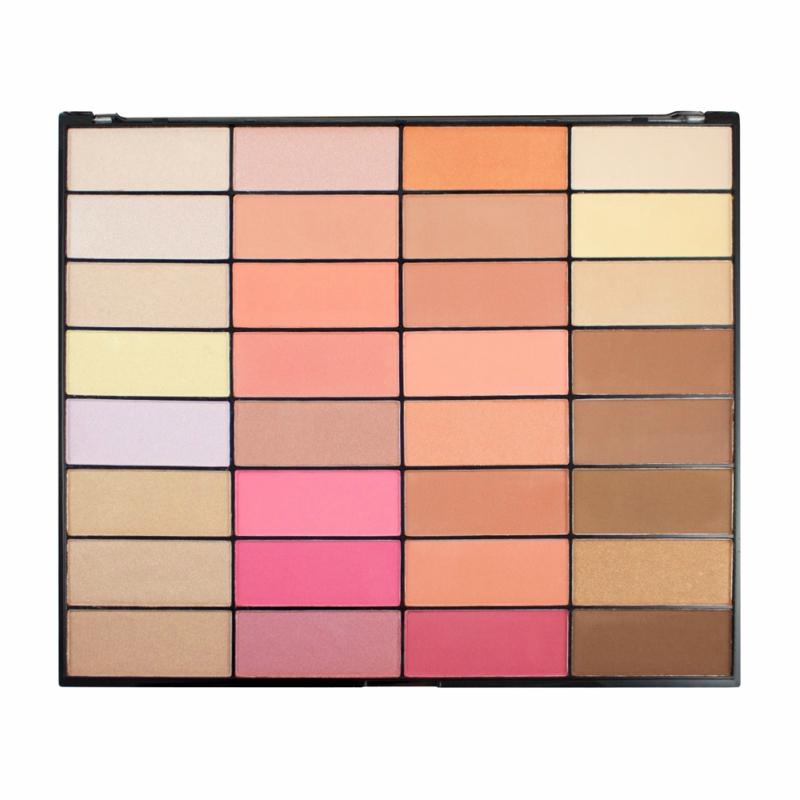 Makeup Revolution Blush Light & Contour 2018 Palette   MakeUpShop.fi