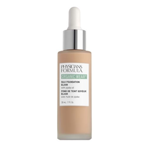 PF Organic Wear®Silk Foundation Elixir - 02 Fair to light