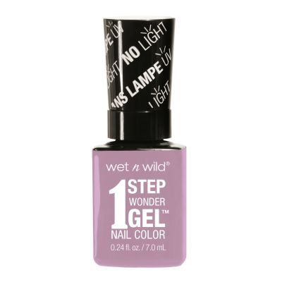 Wet n Wild 1 Step Wonder Gel Nail Color - Don't Be Jelly!