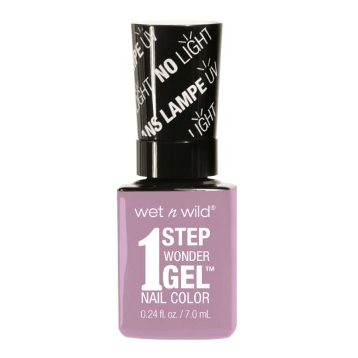Wet n Wild 1 Step Wonder Gel Nail Color - Don\'t Be Jelly!