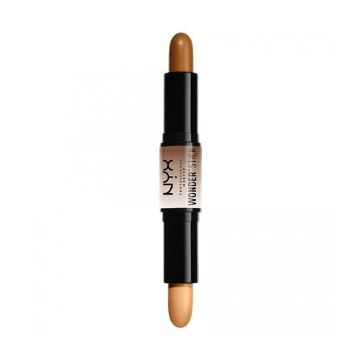 NYX Wonder Stick Dual-ended Highlight & Contour Stick - Deep Ric