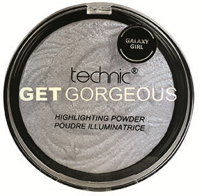 Technic Get Gorgeous Highlighting Powder - Galaxy Girl
