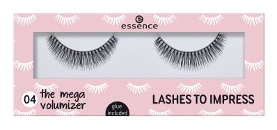 essence lashes to impress half lashes 04