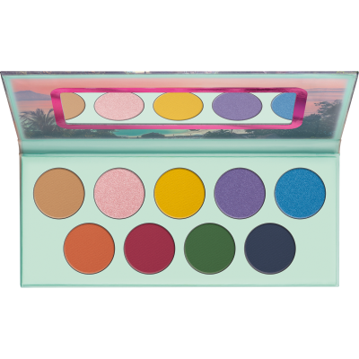 essence Aloha Honolulu eyeshadow palette