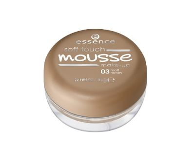 essence soft touch mousse make-up meikkivoide 03