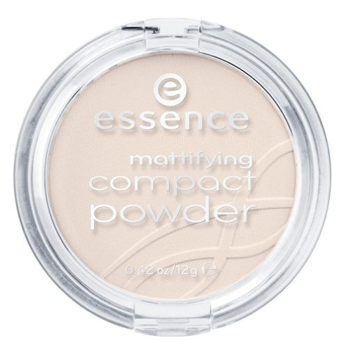 essence mattifying compact powder puuteri 10