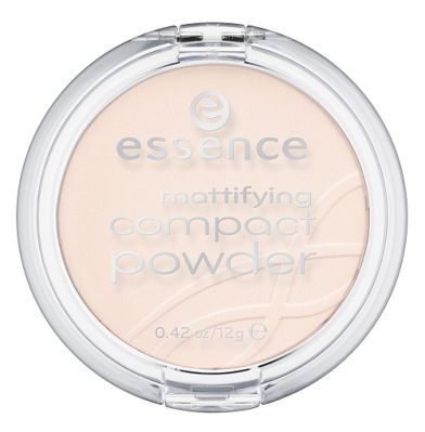 essence mattifying compact powder puuteri 11