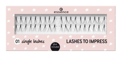 essence lashes to impress single lashes