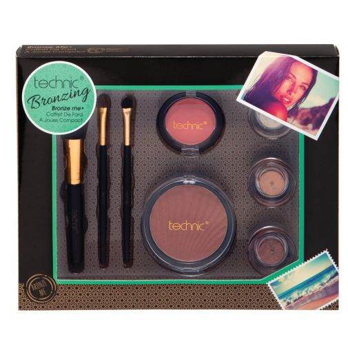 Technic Bronze Me Gift Set