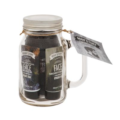 Technic Man'Stuff Gent's Jar Gift Set