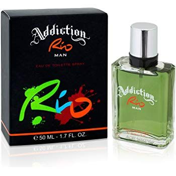 Addiction Rio Man Eau De Toilette Spray