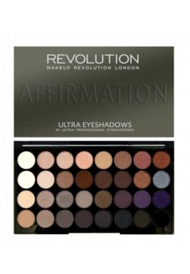 Makeup Revolution Ultra 32 Shade Eyeshadow - Affirmation