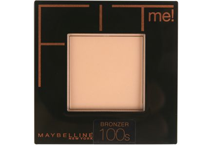 Maybelline FIT ME Bronzer Powder 100s