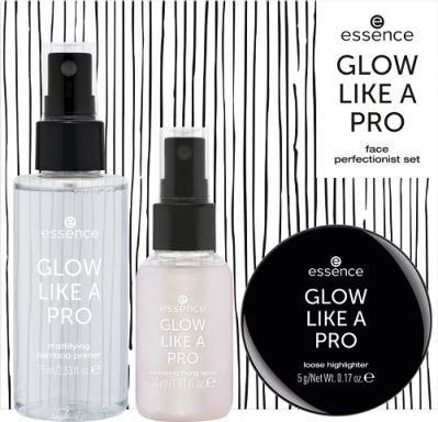 essence GLOW LIKE A PRO face perfectionist set 04