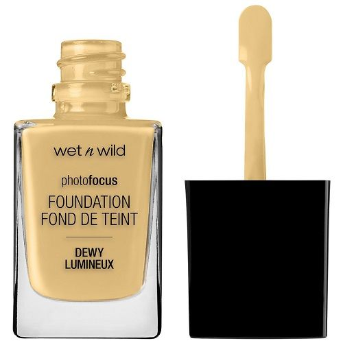Wet n Wild Photo Focus Foundation DEWY - Golden Beige