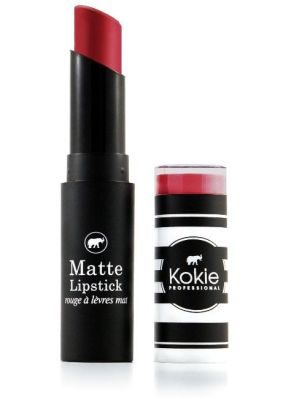 Kokie Matte Lipstick - Candy Apple