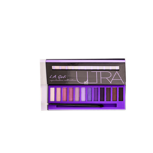 L.A. Girl Beauty Brick Eyeshadow Collection - Ultra