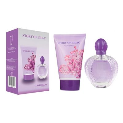 Laghmani´s Story Of Lilac Gift Set