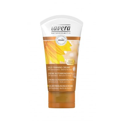 Lavera Self-Tanning Lotion - Ideal For The Face
