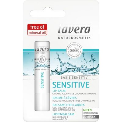 Lavera Basis Sensitiv Lip Balm