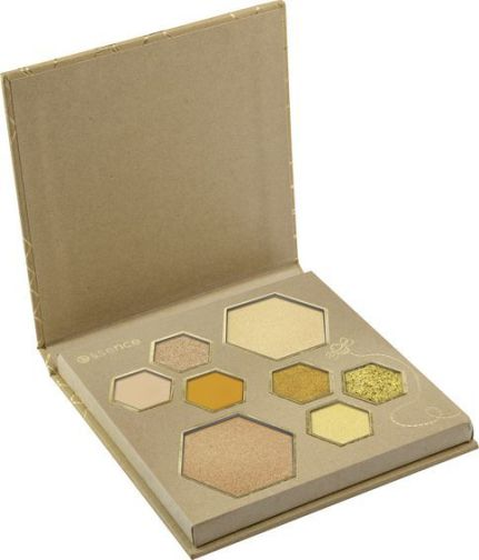 essence WANNA bee MY HONEY? Eyeshadow & Highlighter Palette