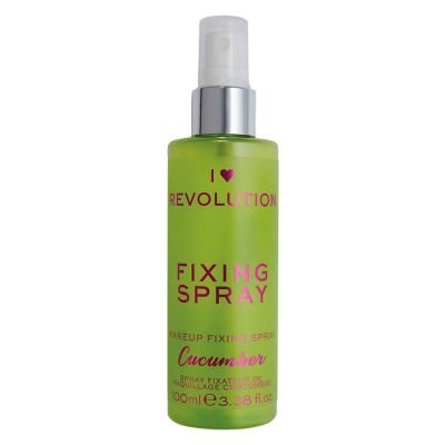 Makeup Revolution Makeup Fixing Spray - Cucumber