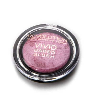 Makeup Revolution Vivid Baked Blusher - Bang Bang You're Dead