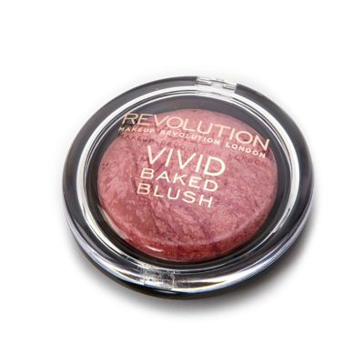 Makeup Revolution Vivid Baked Blusher - Loved Me The Best