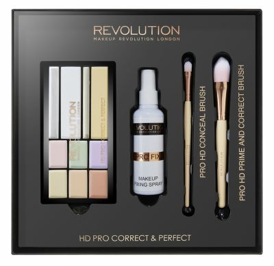 Makeup Revolution HD Pro Prime Correct & Perfect Set