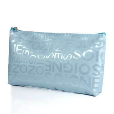 Makeup Bag - Light Blue