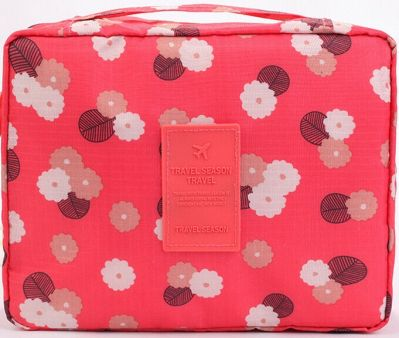 Makeup Bag Multi Pouch - Flower
