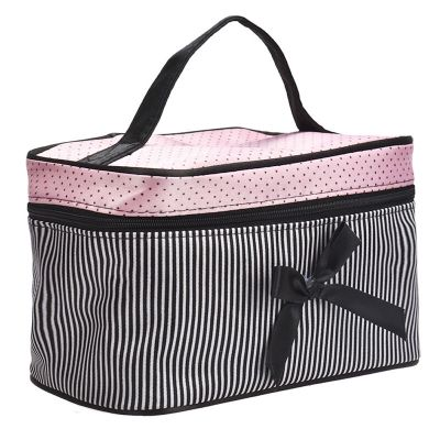 Makeup Bag Multi Pouch - Black