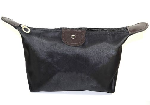 Makup Pouch - Black