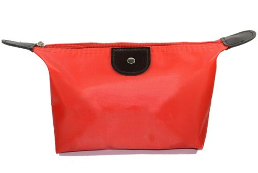 Makup Pouch - Red