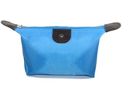 Makup Pouch - Light Blue