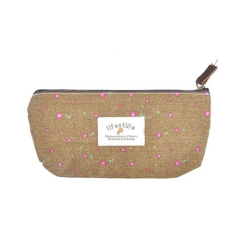 Makeupbag -Brown