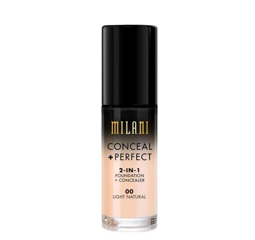 Milani Conceal + Perfect 2-in-1 Foundation + Concealer - Light N