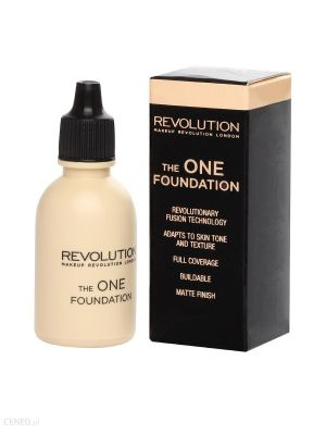 Makeup Revolution The One Foundation - 8