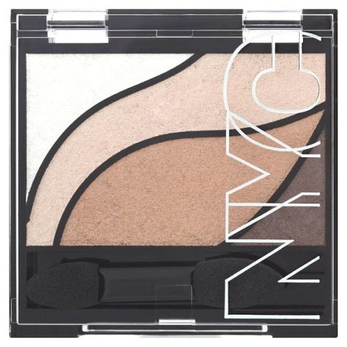 NYC Color Instinct 4 Eyeshadow Palette - Picnic in Central Park