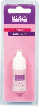 Body Collection Nail Glue -Pink