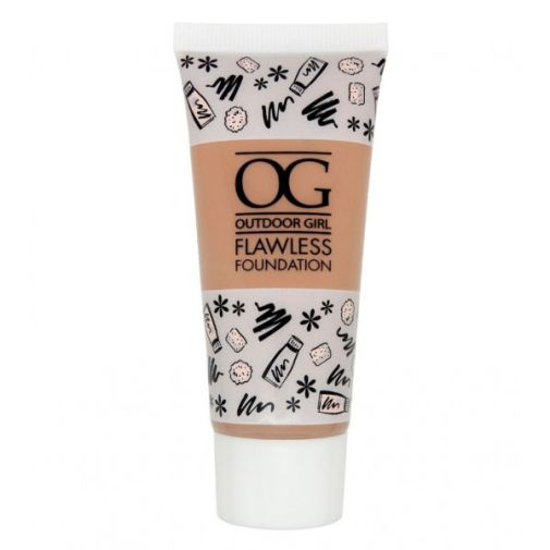 Outdoor Girl Flawless Foundation - Natural Beige