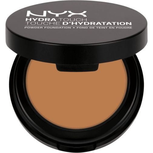 NYX Hydra Touch Powder Foundation - Amber