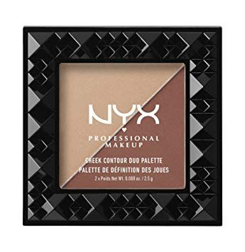 NYX Cheek Contour Duo Paletti - Ginger&Pepper