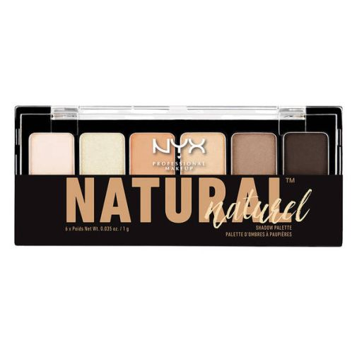 NYX The Natural Shadow Eyeshadow palette