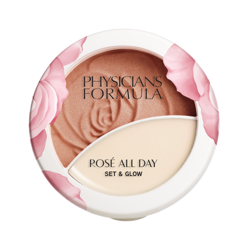 PF Rose All Day Set & Glow Powder