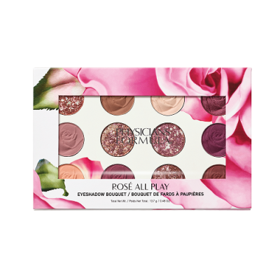 PF Rose All Play Eyeshadow palette