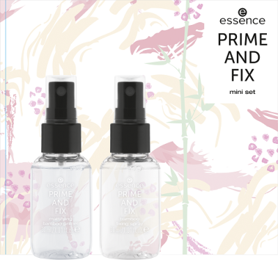 essence Prime And Fix Mini Set
