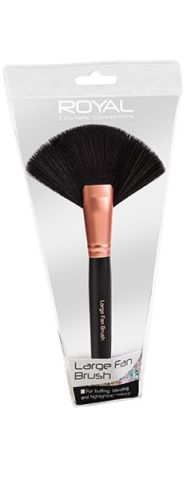 Royal Large Fan Brush
