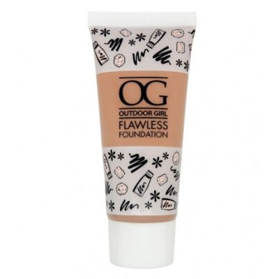 Outdoor Girl Flawless Foundation - Sand Beige